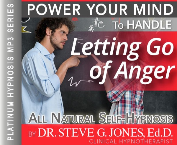 Letting Go of Anger Hypnosis MP3