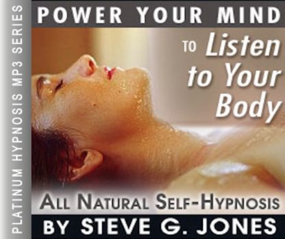 Listen to Your Body Hypnosis MP3