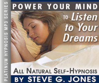 Listen to Your Dreams Hypnosis MP3