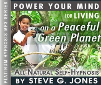Living on a Peaceful Green Planet Hypnosis MP3