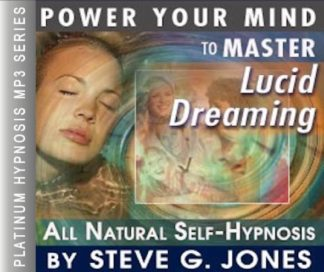 Lucid Dreaming Hypnosis MP3