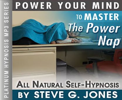 Master Power Naps Hypnosis MP3