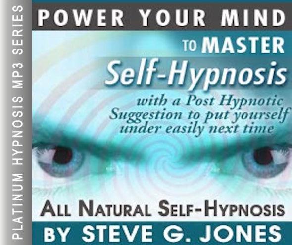 Master Self-Hypnosis Hypnosis MP3