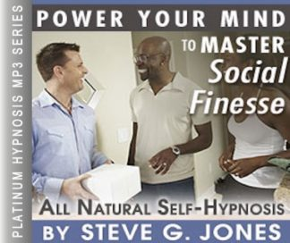 Master Social Finesse Hypnosis MP3