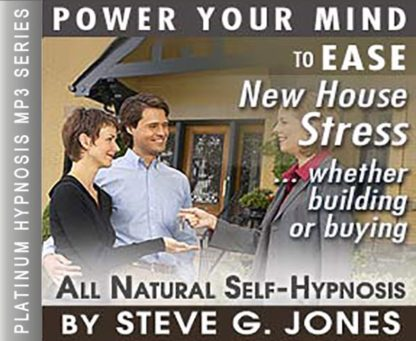 New House Stress Hypnosis MP3