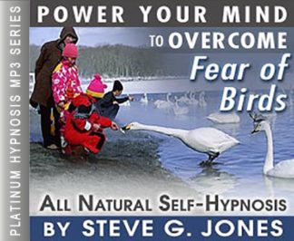 Overcome Fear of Birds Hypnosis MP3