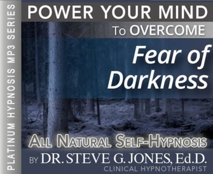 Fear of Darkness Hypnosis MP3