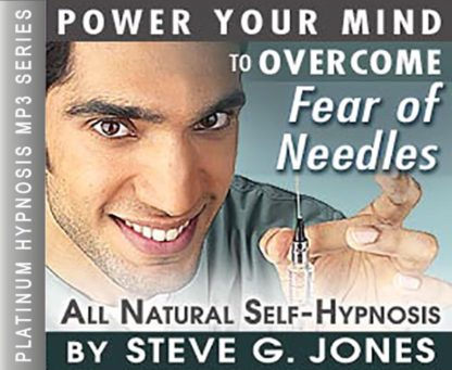 Overcome Fear of Needles Hypnosis MP3