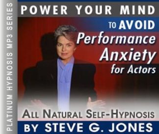 Performance Anxiety for Actors Hypnosis MP3
