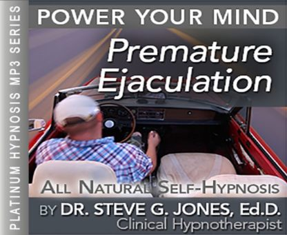 Premature Ejaculation Hypnosis MP3