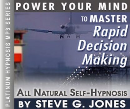 Rapid Decision Making Hypnosis MP3