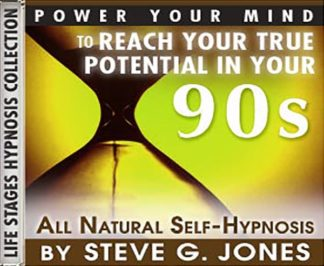 Reach Your True Potential: In Your 90's Hypnosis MP3