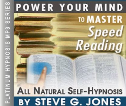 Speed Reading Hypnosis MP3