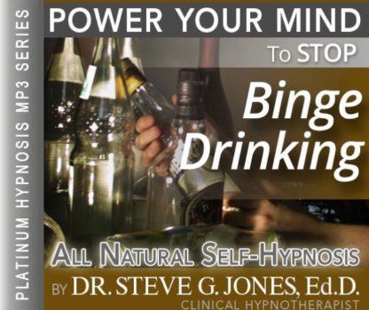 Stop Binge Drinking Hypnosis MP3