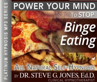 Stop Binge Eating Hypnosis MP3