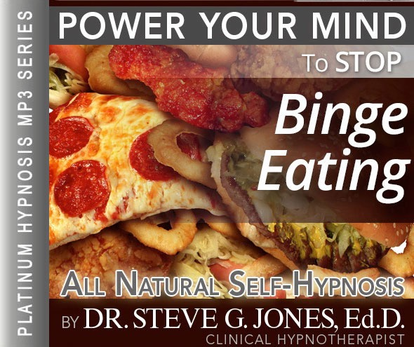 how to stop yourself from binge eating