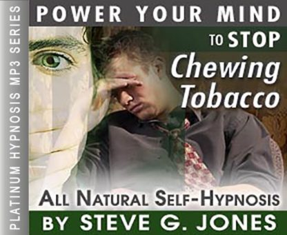 Stop Chewing Tobacco Hypnosis MP3