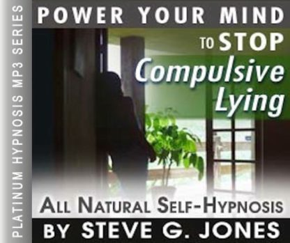 Stop Compulsive Lying Hypnosis MP3