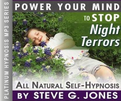 Stop Night Terrors Hypnosis MP3