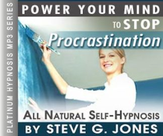 Stop Procrastination Hypnosis MP3