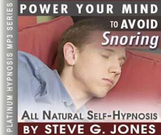 Stop Snoring Hypnosis MP3