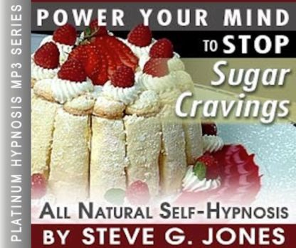 Stop Sugar Cravings Hypnosis MP3