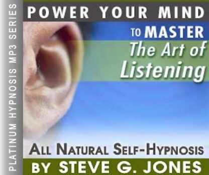 The Art of Listening Hypnosis MP3