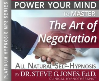 The Art of Negotiation Hypnosis MP3