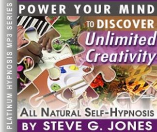 Unlimited Creativity Hypnosis MP3
