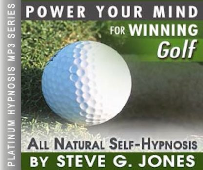 Winning Golf Hypnosis MP3