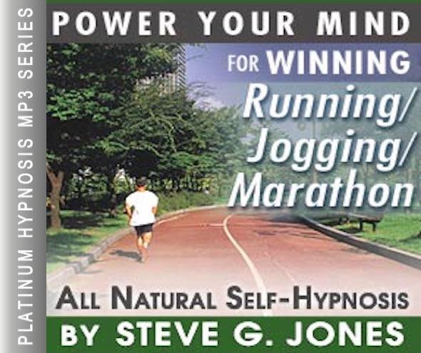 Winning Running / Jogging / Marathon Hypnosis MP3