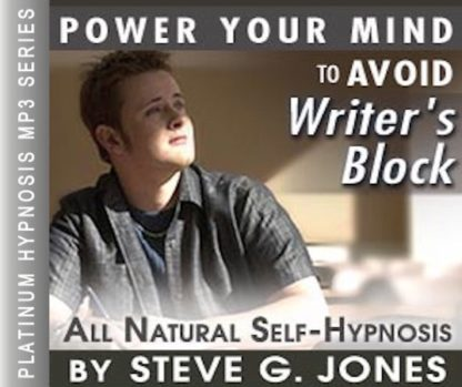 Writer's Block Hypnosis MP3