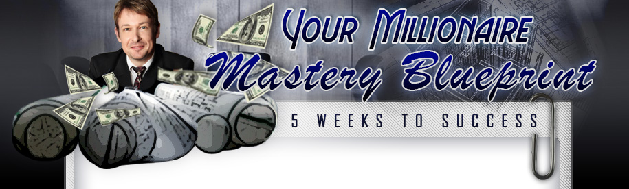 Millionaire mastery blueprint five weeks to success hypnosis mp3 dr steve g jones a hypnotherapist charges 25000 for two hour sessions with top executives actors directors and producers malvernweather Images