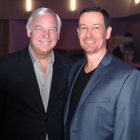 Steve G. Jones with Jack Canfield from The Secret