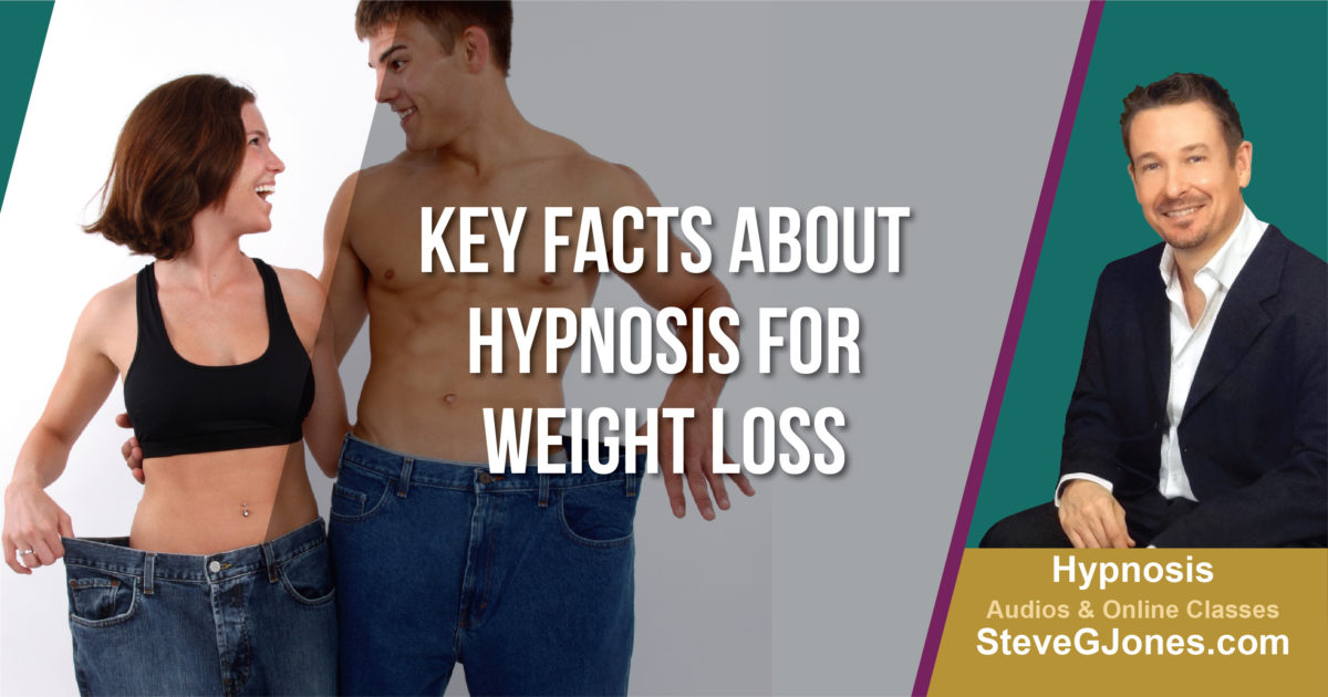 Weight Loss Hypnosis Help | Dr. Steve G. Jones