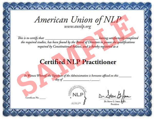 Online NLP Practitioner Certification Course | Hypnosis ...