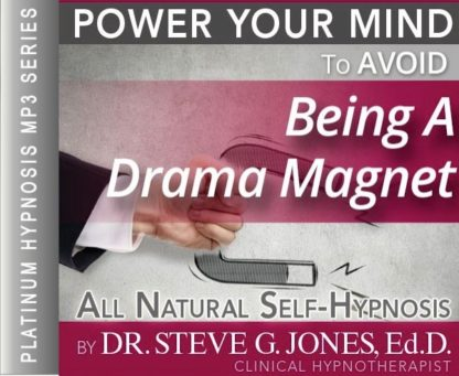 Avoid Being a Drama Magnet Hypnosis MP3