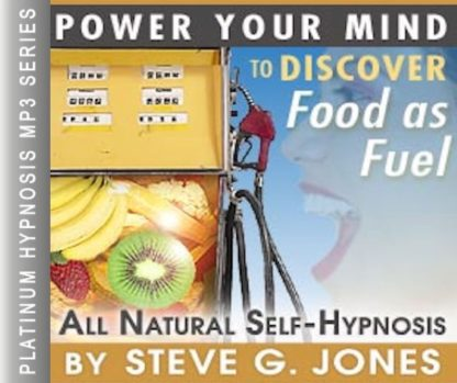 Food as Fuel Hypnosis MP3