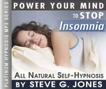 Insomnia No More Hypnosis MP3