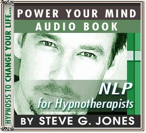 NLP (Neuro-Linguistic Programming) for Hypnotherapists (MP3)
