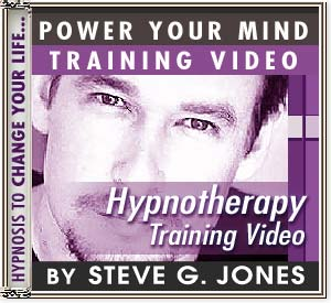 Hypnotherapy Training Video
