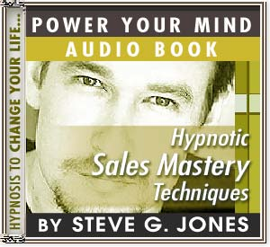 Hypnotic Sales Mastery Techniques (MP3)