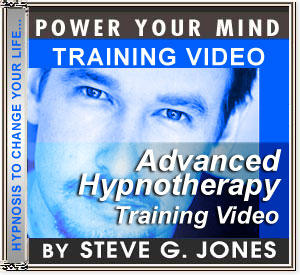 Advanced Hypnotherapy Training Video