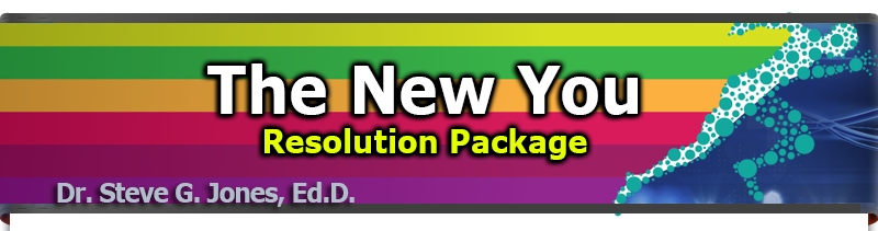 The New You Resolutions Package