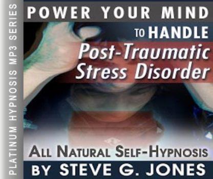 Post Traumatic Stress Disorder (PTSD) Hypnosis MP3