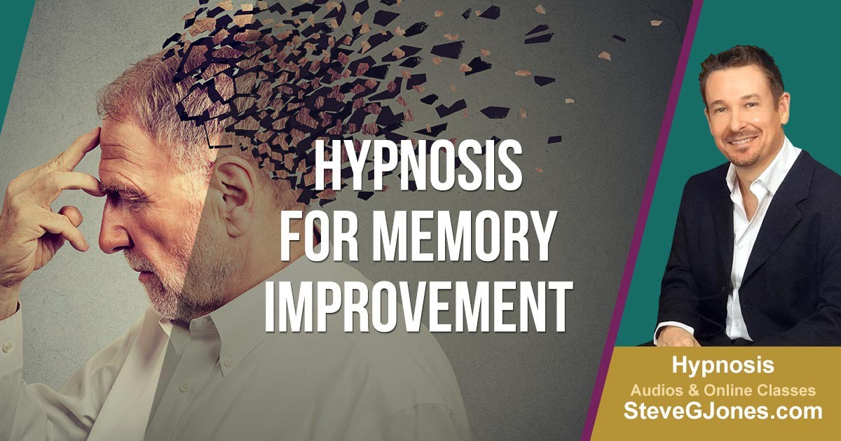 Hypnosis Memory Improvement
